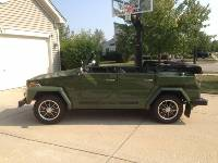 1974 VW Thing For Sale: Volkswagen Typ 181 US & Canada ...