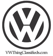 Volkswagen Thing For Sale Logo
