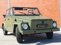 1972 Volkswagen Type 181