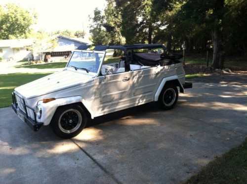 1973 VW Thing 4 cylinders Manual For Sale in McCalla ...