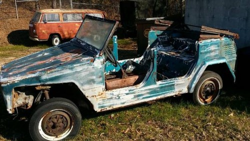 1973 VW Thing No Engine Project For Sale in Dothan ...