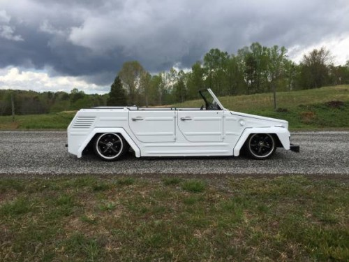 1973 Vw Thing Manual For Sale In Winston Salem North Carolina 15k