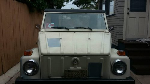 1973 VW Thing Convertible For Sale in San Diego ...