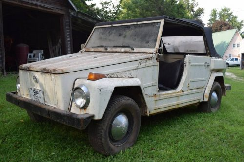 1974 VW Thing Convertible For Sale in Springfield ...